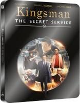 Kingsman. Slaptoji tarnyba Blu-ray