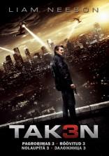 Pagrobimas 3 DVD