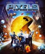 Pikseliai Blu-ray + 3D