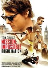 Neįmanoma misija: slaptoji tauta DVD
