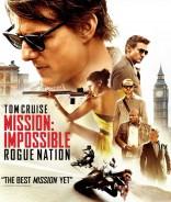 Neįmanoma misija: slaptoji tauta Blu-ray