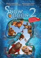 Sniego karalienė 2 DVD