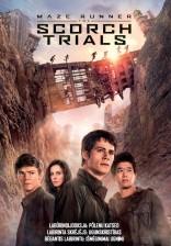 Bėgantis labirintu: išmėginimai ugnimi DVD