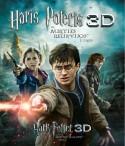 Haris Poteris ir mirties relikvijos 2 d. Blu-ray + 3D