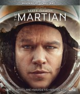 Marsietis Blu-ray + 3D