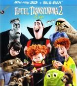 Monstrų viešbutis 2 Blu-ray + 3D