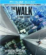 Pasivaikščiojimas Blu-ray + 3D