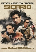 Sicario: narkotikų karas DVD