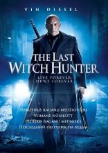 Paskutinis raganų medžiotojas DVD