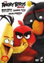 Piktieji paukščiai. Filmas DVD