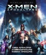 Iksmenai: Apokalipsė Blu-ray + 3D