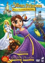 Princesė Gulbė DVD
