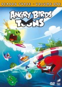Angry Birds Toons 3 - 1 DVD