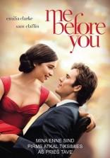 Aš prieš tave DVD