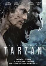 Tarzanas: džiunglių legenda DVD