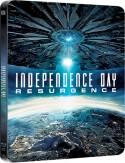 Nepriklausomybės diena: atgimimas Blu-ray + 3D