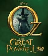 Ozas: didingas ir galingas 3D Blu-ray