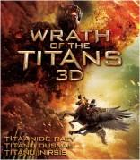 Titanų įniršis 3D Blu-ray