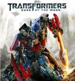 Transformeriai: tamsioji Menulio pusė Blu-ray