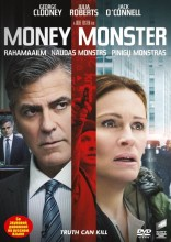 Pinigu monstras DVD