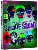 Savižudžių būrys Blu-ray+3D
