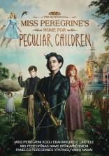 Panelės Peregrinės ypatingų vaikų namai DVD