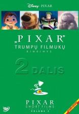 """""""Pixar"""" trumpų filmukų rinkinys 2 dalis DVD"""