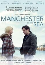 Mančesteris prie jūros DVD