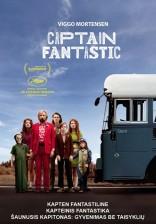 Šaunusis kapitonas: Gyvenimas be taisyklių DVD