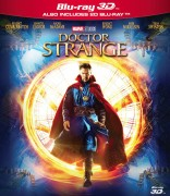 Daktaras Streindžas Blu-ray + 3D