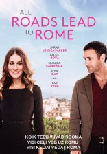 Visi keliai veda į Romą DVD