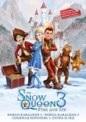 Sniego karalienė 3 DVD