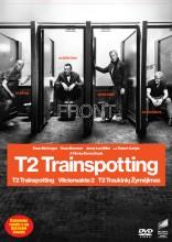 Traukinių žymėjimas 2 DVD
