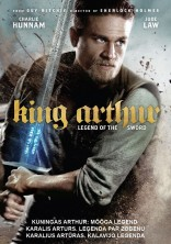 Karalius Artūras. Kalavijo legenda DVD