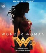 Nuostabioji moteris Blu-ray + 3D