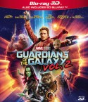 Galaktikos sergėtojai 2 Blu-ray + 3D