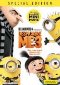 Bjaurusis Aš 3 DVD