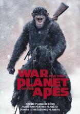 Karas už beždžionių planetą DVD