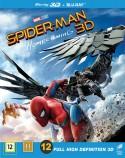 Žmogus-voras: grįžimas namo Blu-ray + 3D