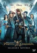 Karibų piratai. Salazaro kerštas DVD