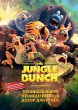 Džiunglių būrys DVD