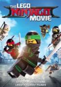 Lego Ninjago. filmas DVD