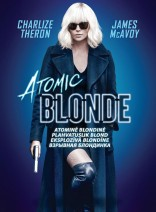 Atominė blondinė DVD