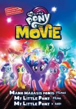 Mano mažasis ponis. Filmas DVD