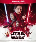 Žvaigždžių karai: paskutiniai džedajai Blu-ray + 3D