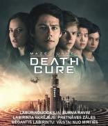 Bėgantis labirintu: vaistai nuo mirties Blu-ray