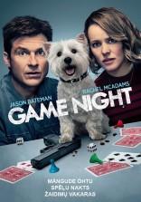 Žaidimų vakaras DVD