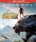 Juodoji pantera Blu-ray + 3D