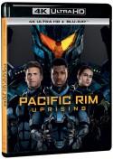 Ugnies žiedas: Sukilimas 4K UlHD + Blu-ray