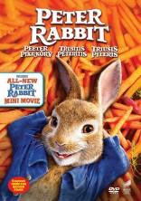 Triušis Piteris DVD